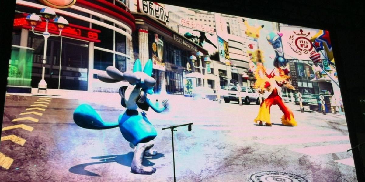 ¿Nintendo está preparando un nuevo juego de Pokémon para Wii U?