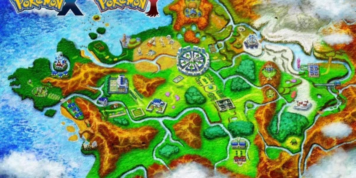 Nuevo tráiler con jugabilidad de Pokémon X y Y