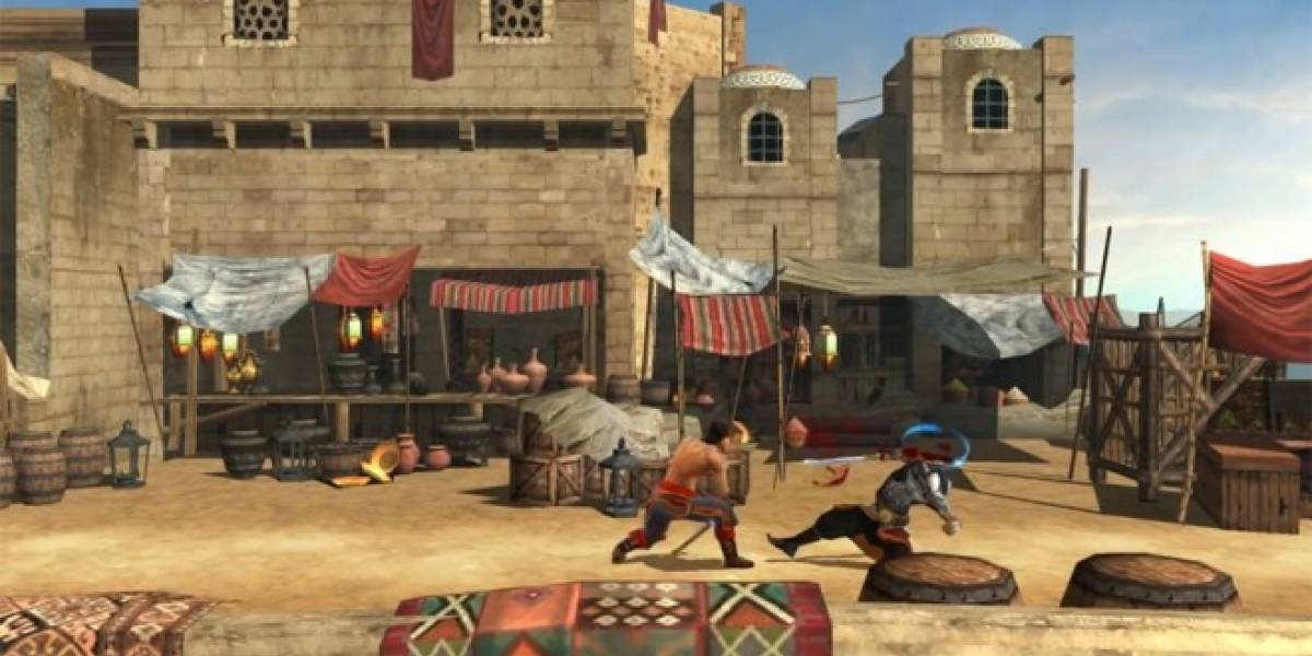 Remake de Prince of Persia: The Shadow and the Flame llegará a finales de mes