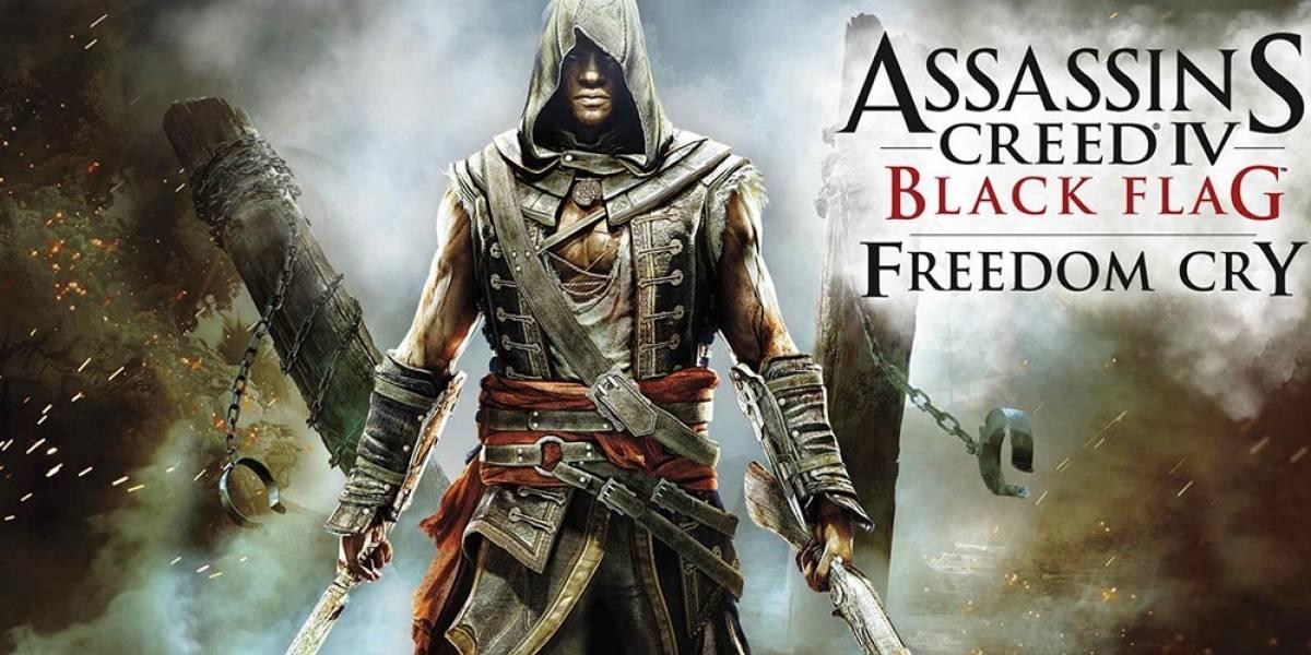 Freedom Cry, la primera expansión de Assassin's Creed IV, recibe fecha de salida