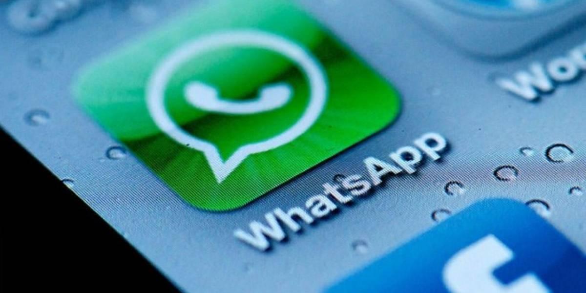 Rumor: WhatsApp Web podría utilizar cuentas de Google para usar el servicio