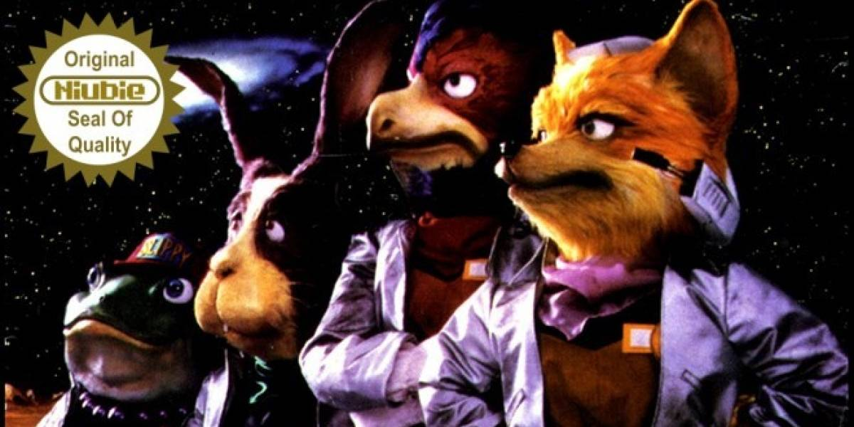 NB Oldies: Star Fox