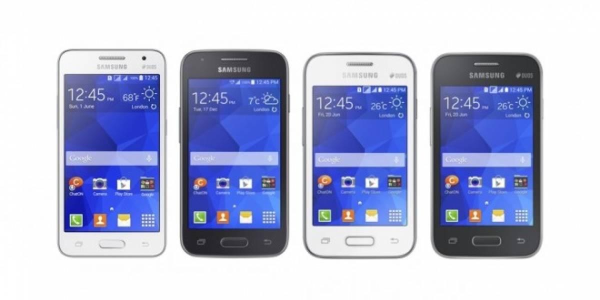 Samsung mejora su línea Galaxy con nuevos modelos