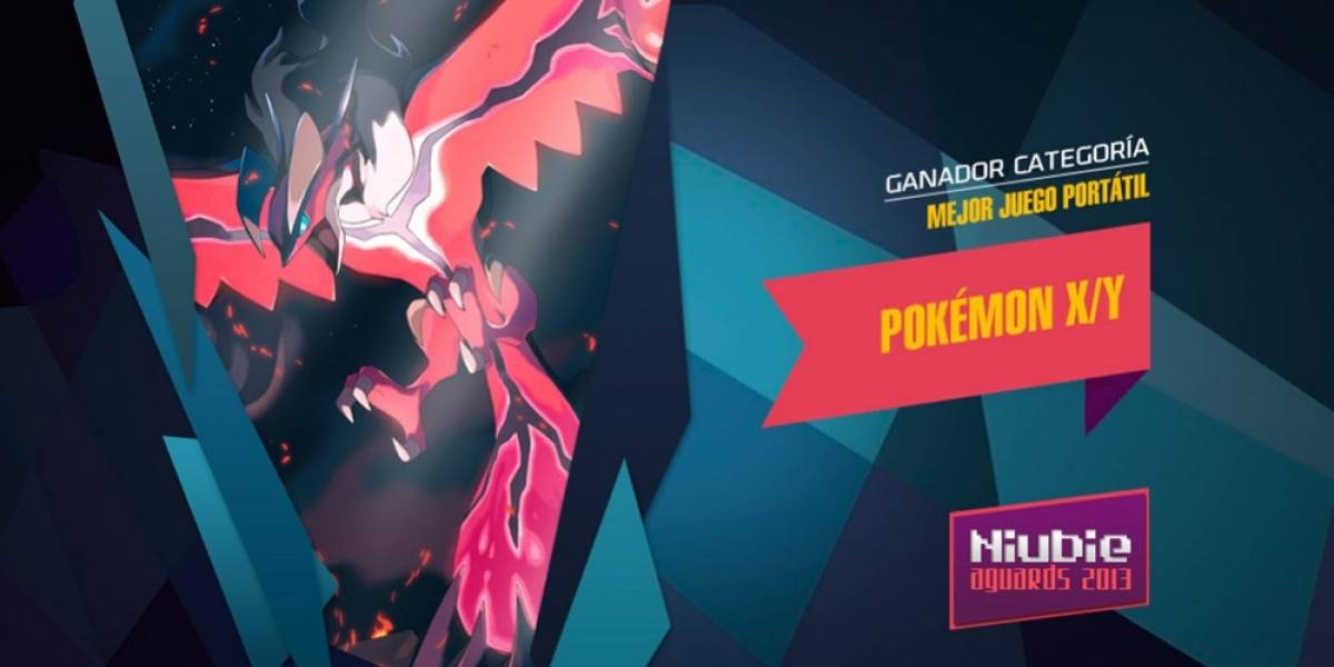 Pokémon X/Y es el Mejor Juego Portátil del 2013 [NB Aguards]