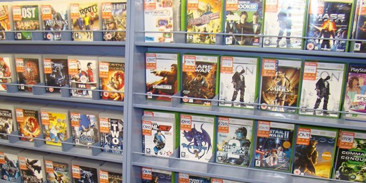 Microsoft recibiría comisión de la venta de juegos usados para Xbox One