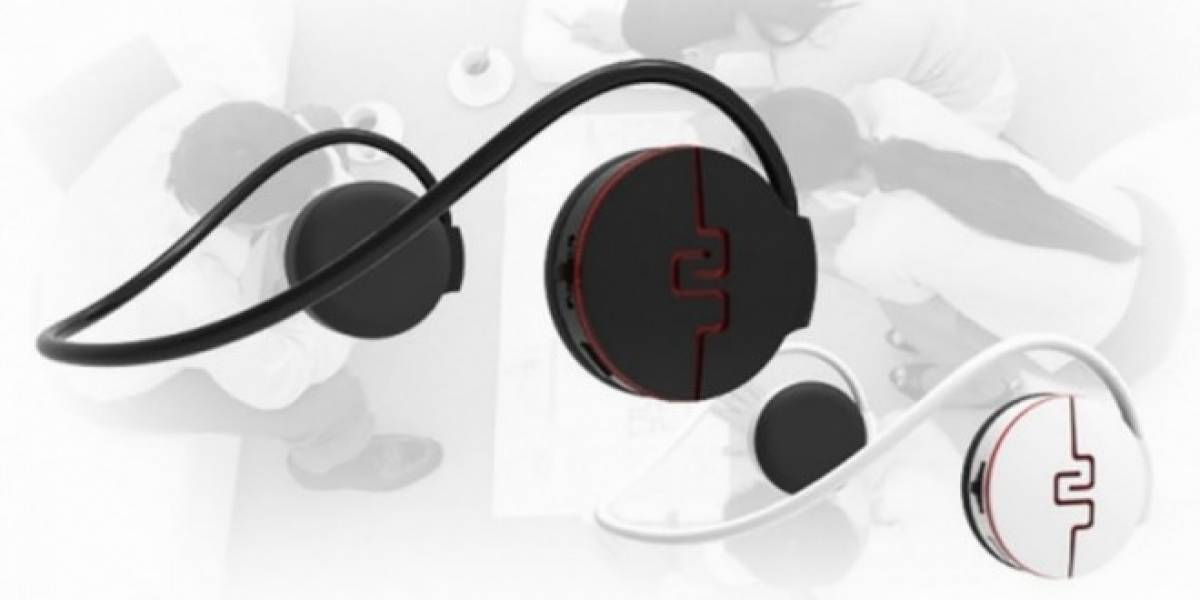 Primo 3 es un reproductor con audífonos inalámbricos y monitoreo de actividad