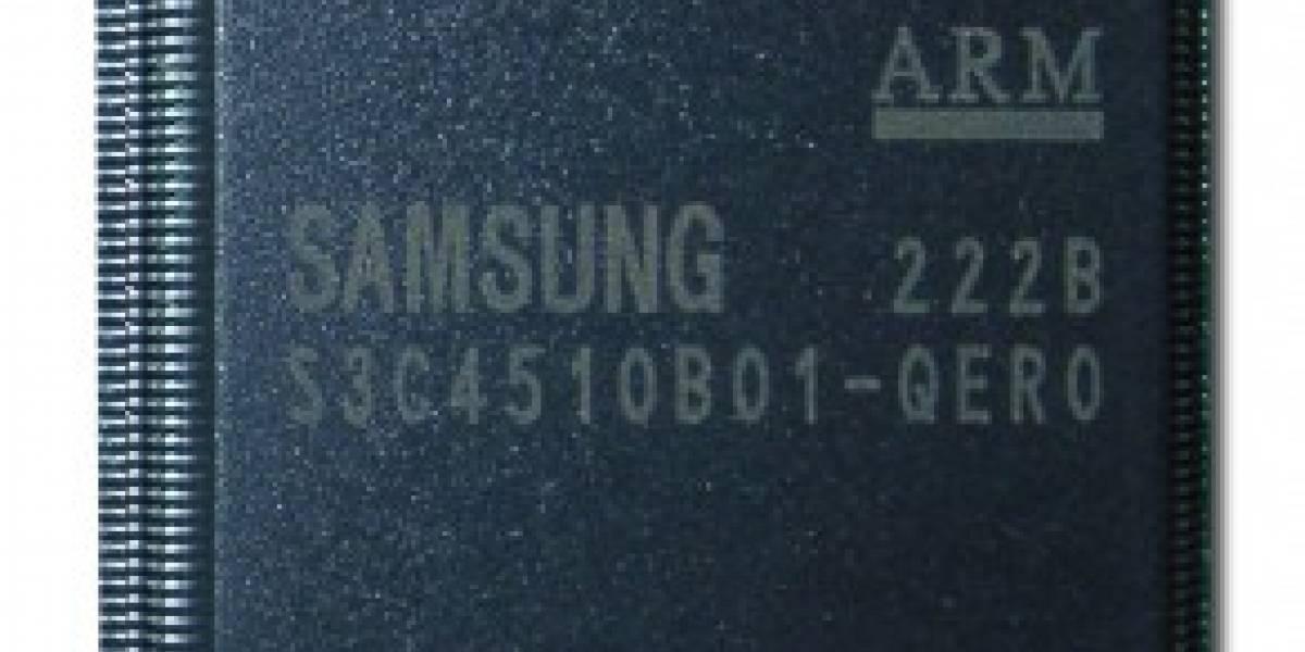 Samsung Orion: Procesador ARM doble núcleo de 1GHz