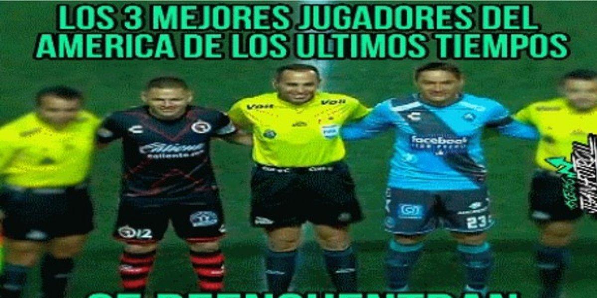 Los memes que dejó la fecha 4 de la Liga MX