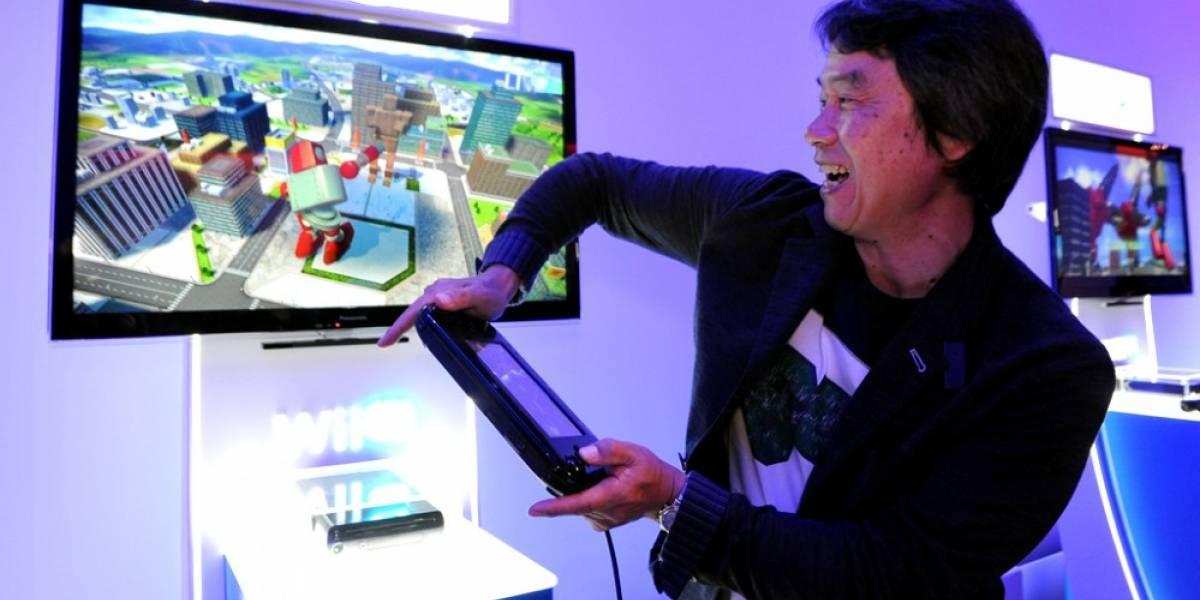 Tres videojuegos para Wii U de Shigeru Miyamoto #E32014