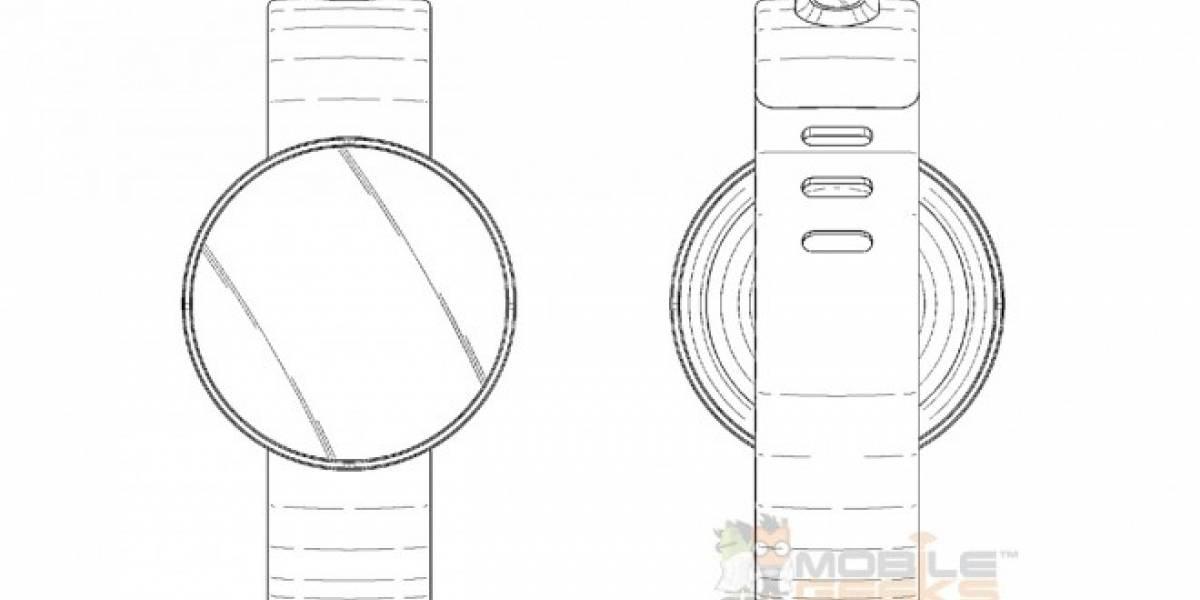 Samsung está trabajando en un smartwatch circular