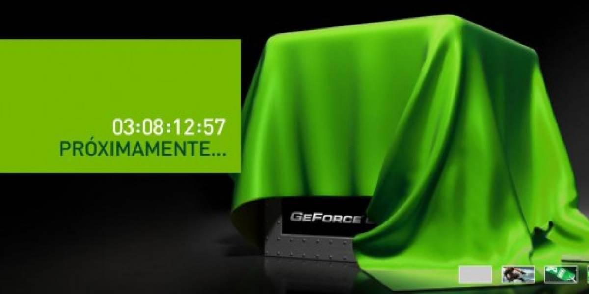 GeForce GTX 460 ya tiene cuenta regresiva