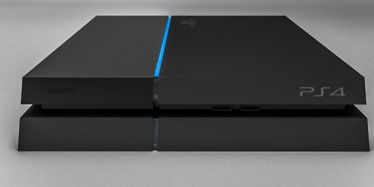 Así se desarma una PlayStation 4