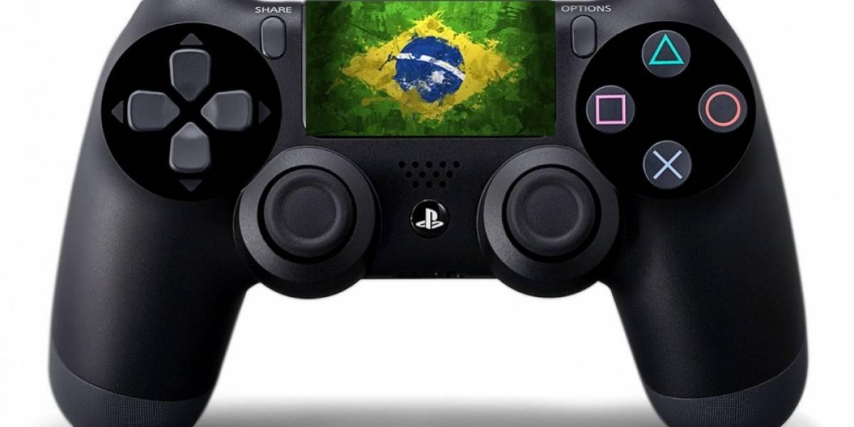 Ya está por comenzar la conferencia de Sony en directo desde el Brasil Game Show