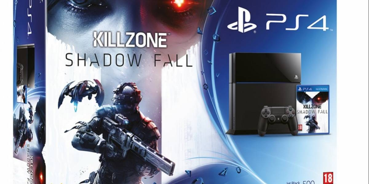 Sony Europa anuncia bundles de PS4 con Killzone: Shadow Fall
