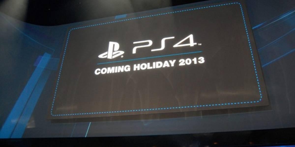 PlayStation 4 para finales de este año