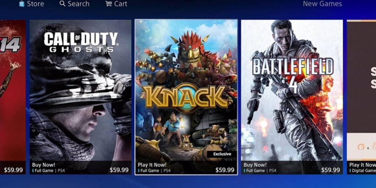 Este será el tamaño de instalación de los juegos de PS4