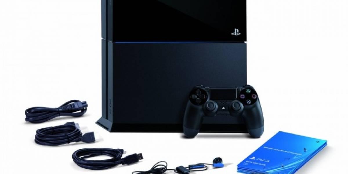Esto trae la caja de PlayStation 4