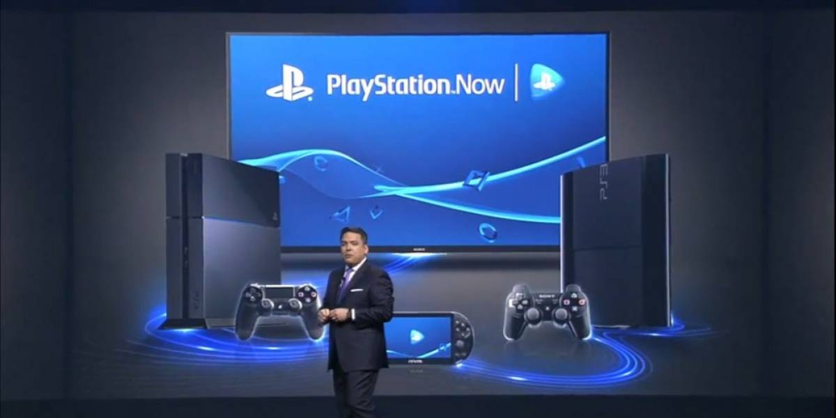 Beta de PlayStation Now llegará en julio a Estados Unidos y Canadá #E32014