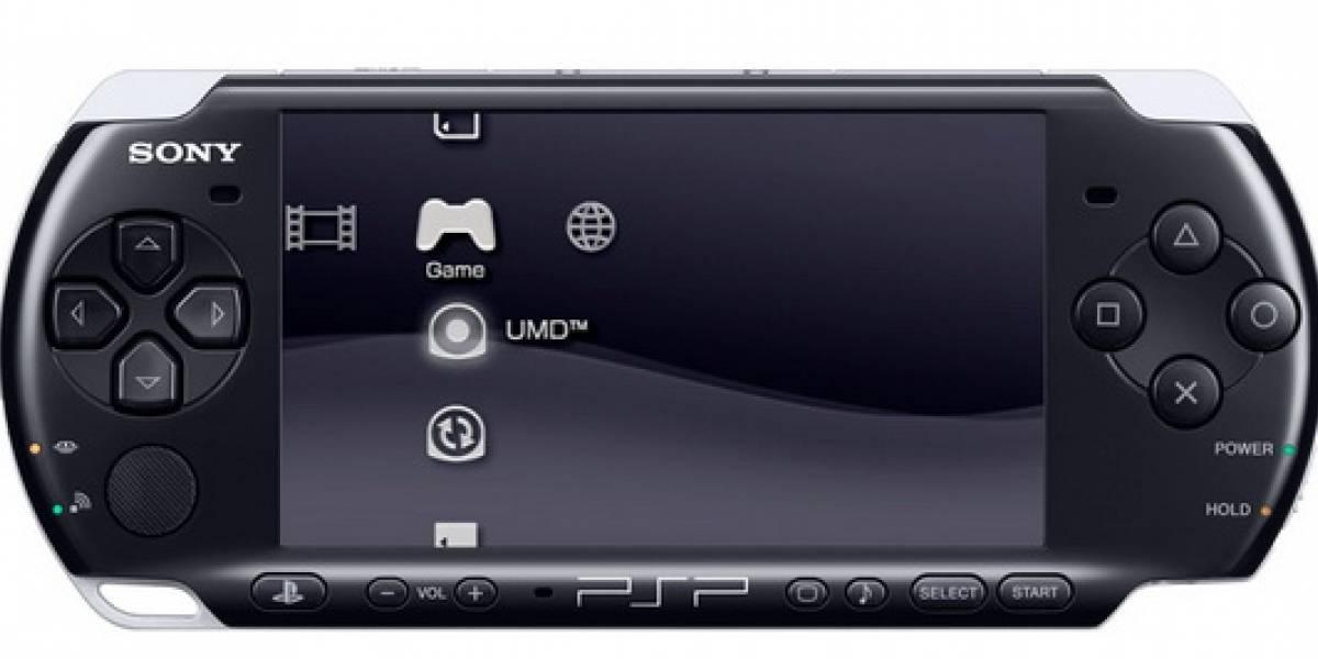 El nuevo Sony PSP 3000 con Skype