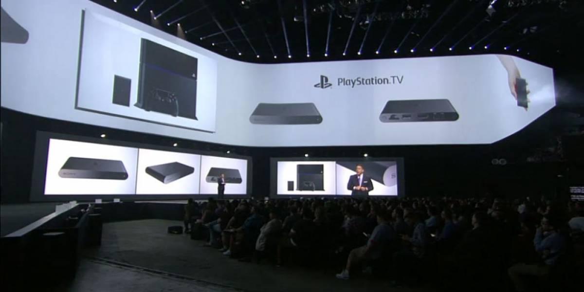 PlayStation TV llegará en otoño a Norteamérica y Europa #E32014