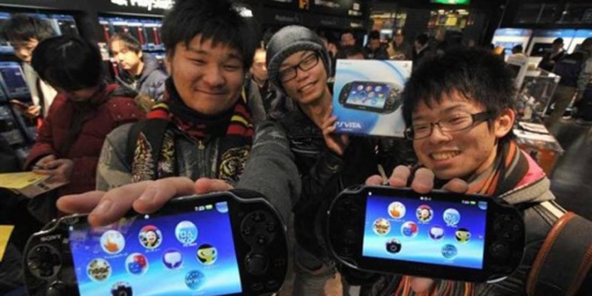 PlayStation Vita se convierte en la consola más vendida de Japón