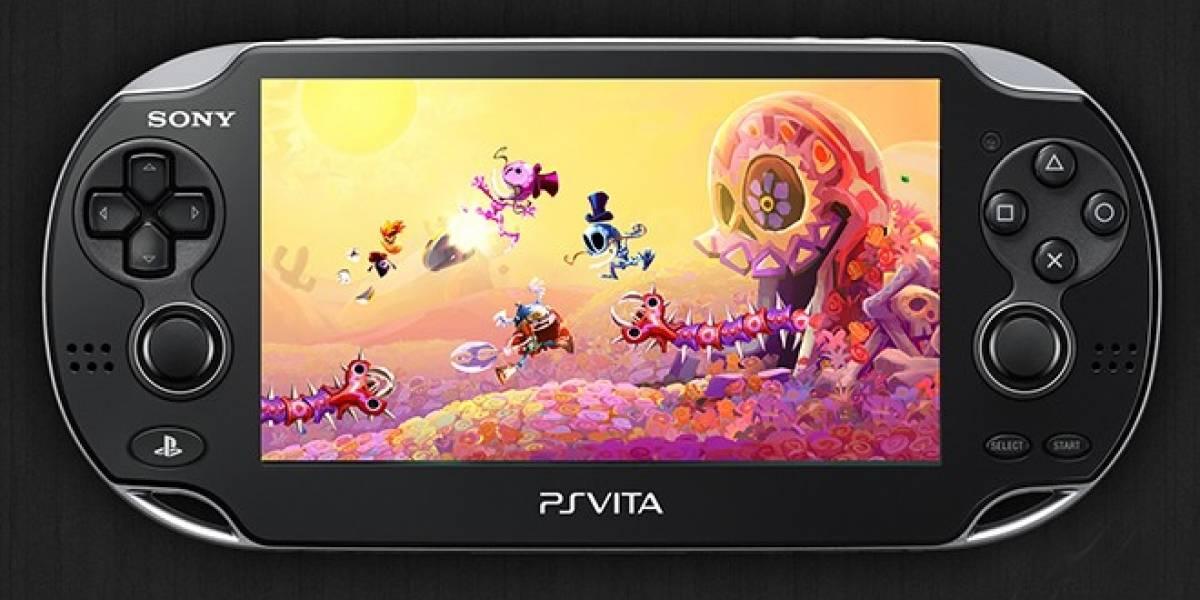 Rayman Legends también llegará a la PlayStation Vita