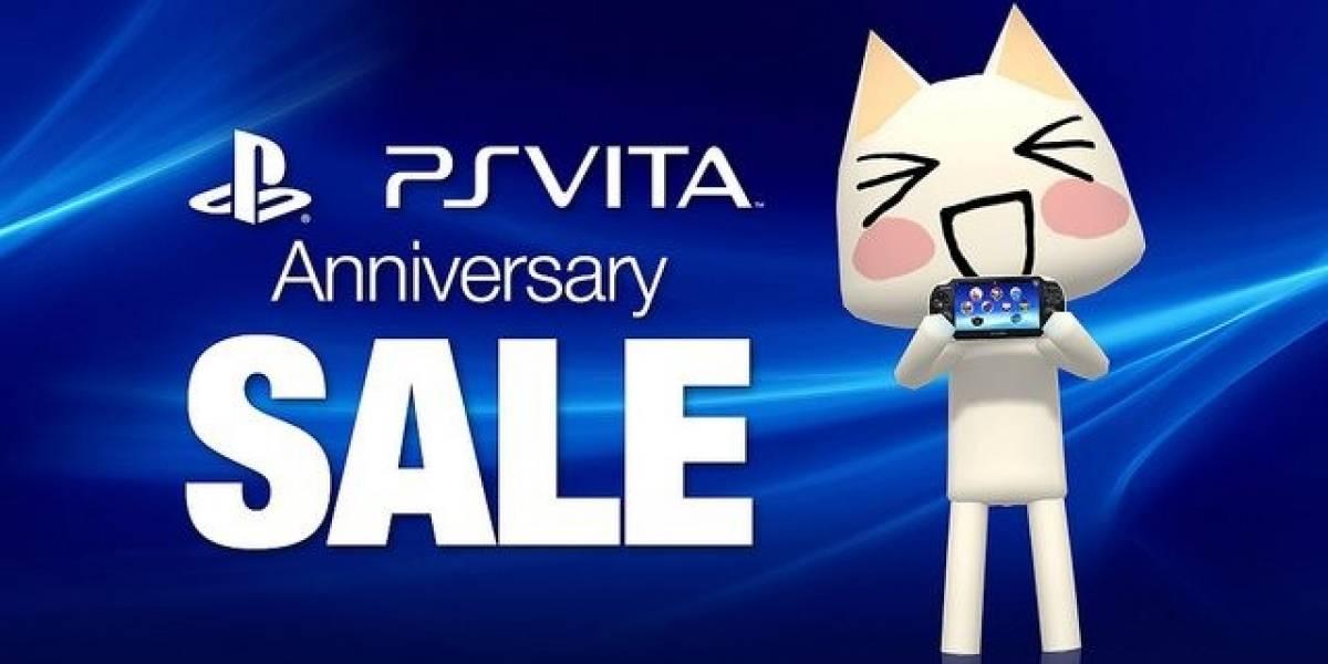 Estas son las ofertas en el primer aniversario de la PlayStation Vita