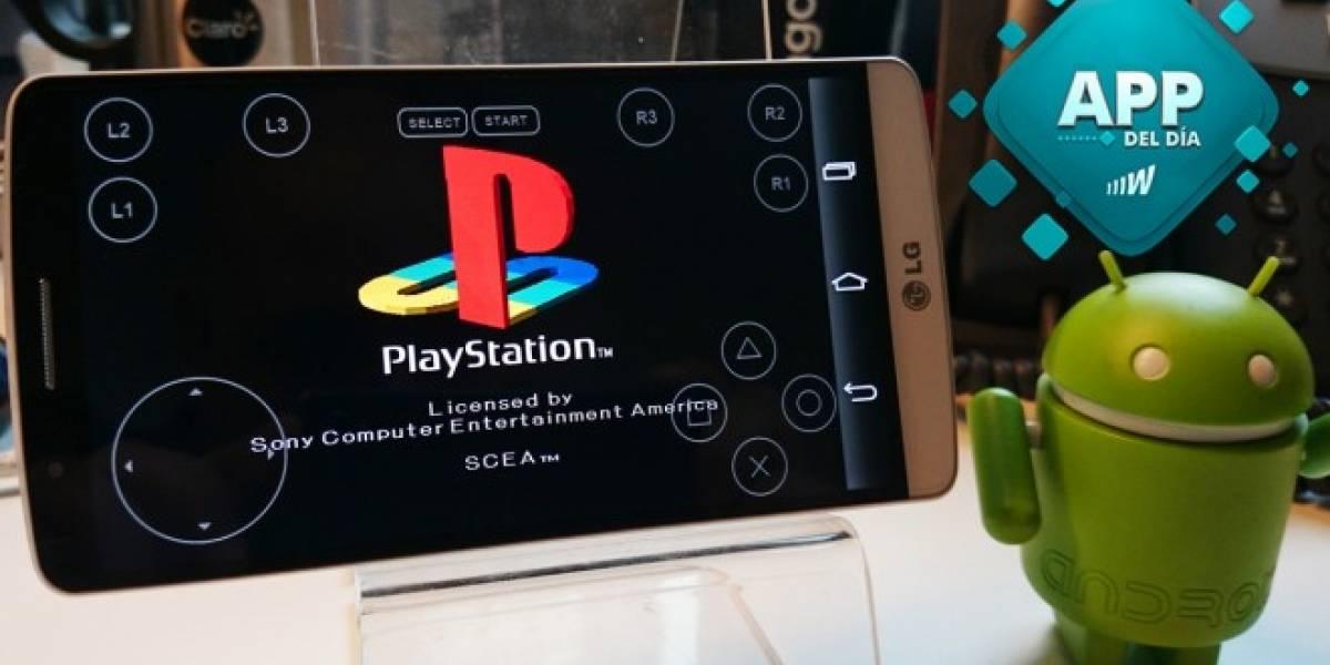 Juega PlayStation en tu Android con FPSe [App del día]