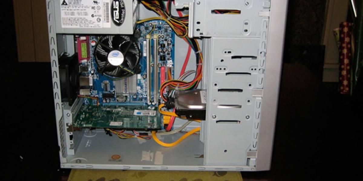 Ver para Creer: Fotos del Open Computer de Psystar