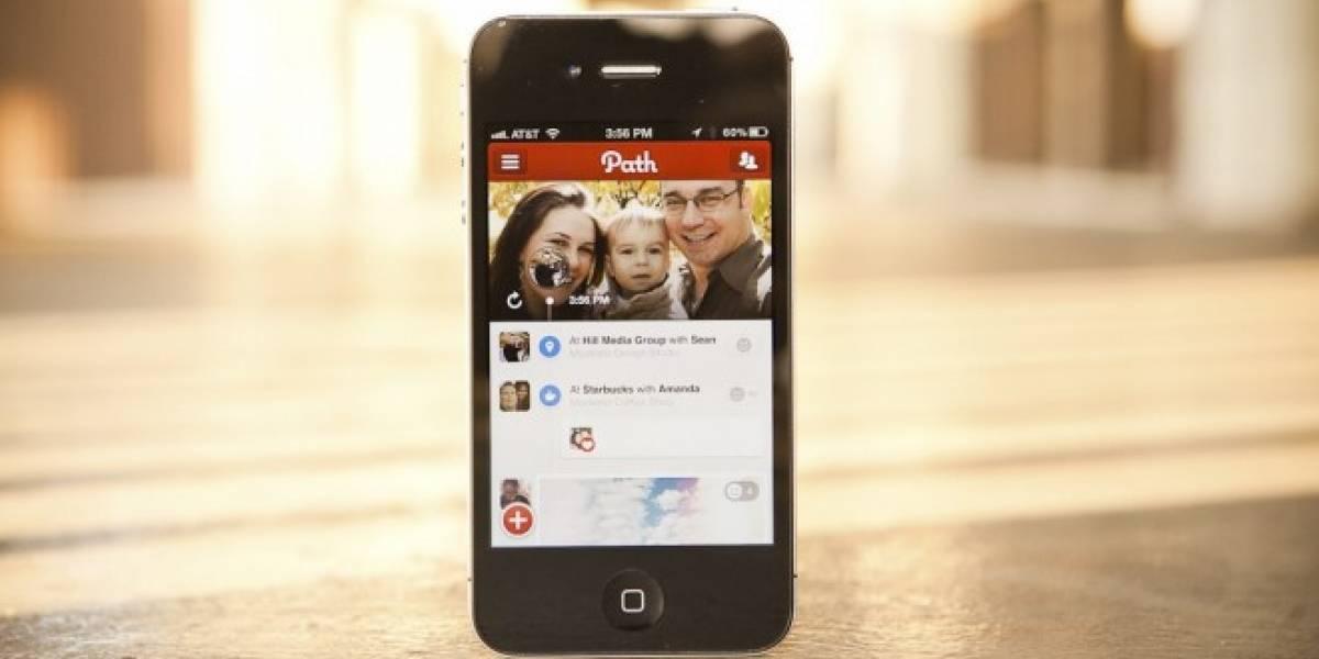 Path anuncia una nueva aplicación independiente para la mensajería