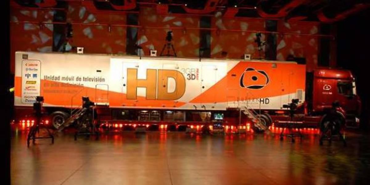 Freedom: Primera unidad móvil de transmisión HD y 3D en Argentina