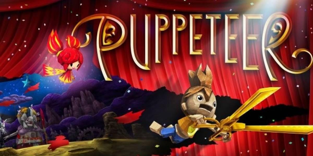 Sony revela la fecha de lanzamiento de Puppeteer