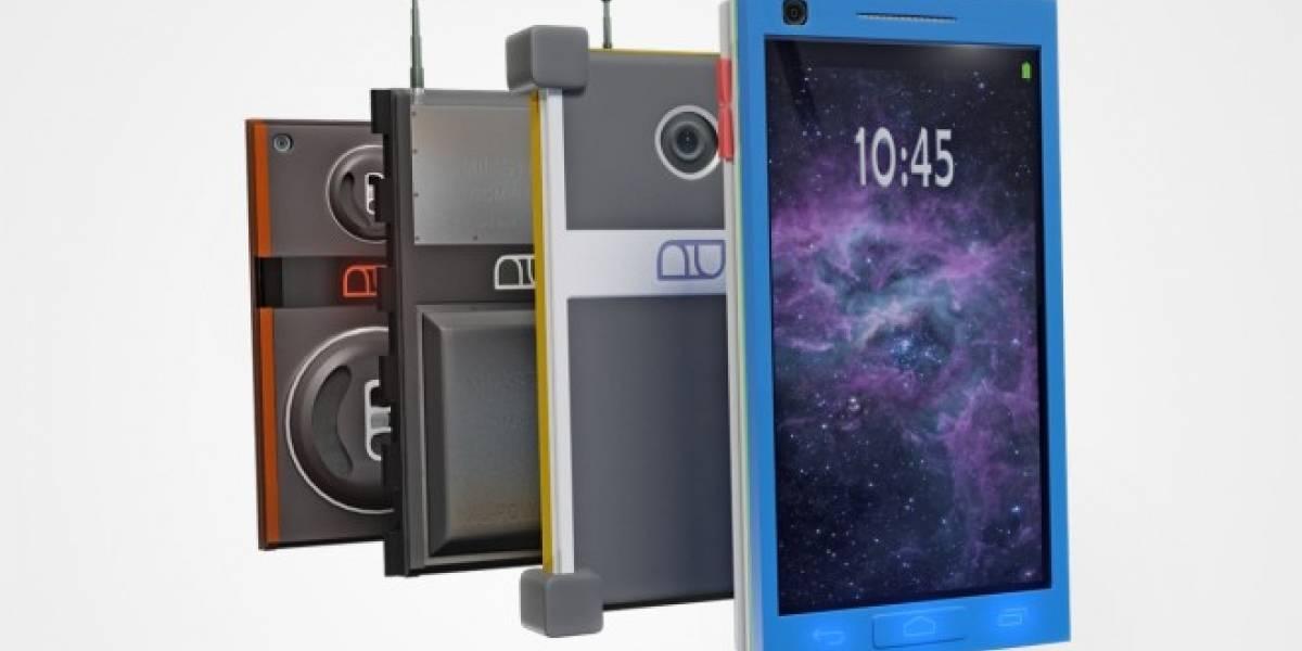PuzzlePhone quiere ser el smartphone modular de 2015