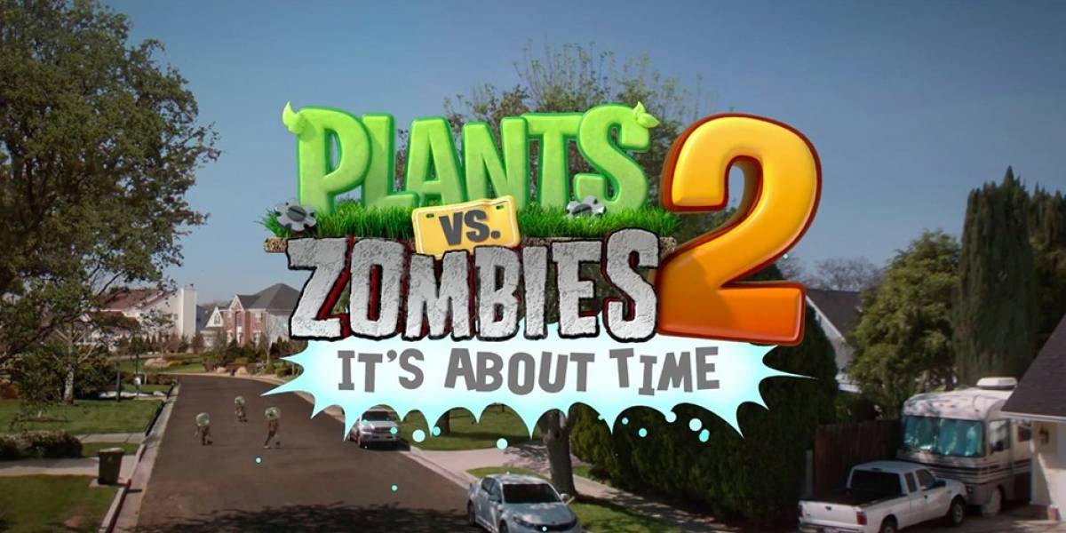 Plants vs. Zombies 2 llega finalmente a Android