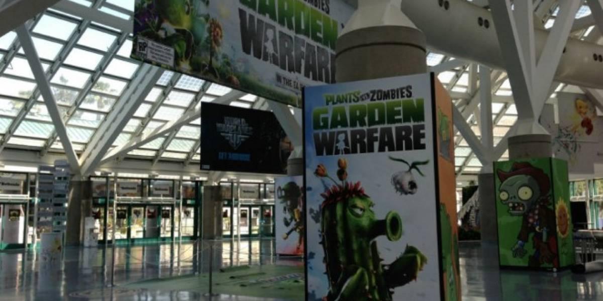 Plants Vs Zombies: Garden Warfare se anunciaría mañana #E3