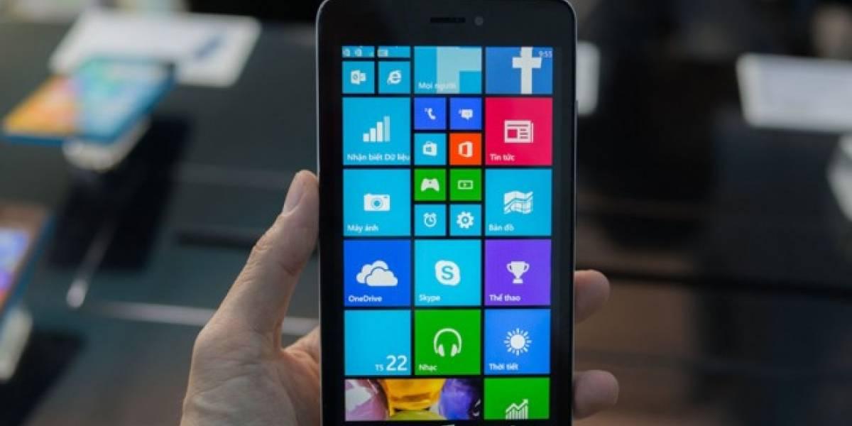 Hisense y Q-Mobile anuncian 6 nuevos Windows Phone para Asia