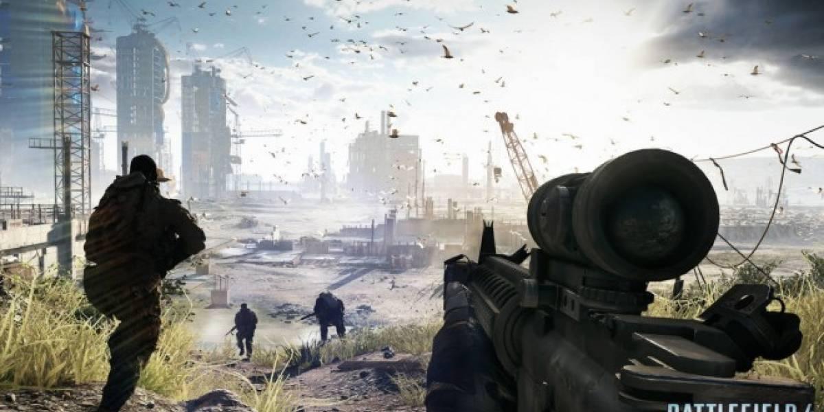 Nuevos detalles del modo historia de Battlefield 4