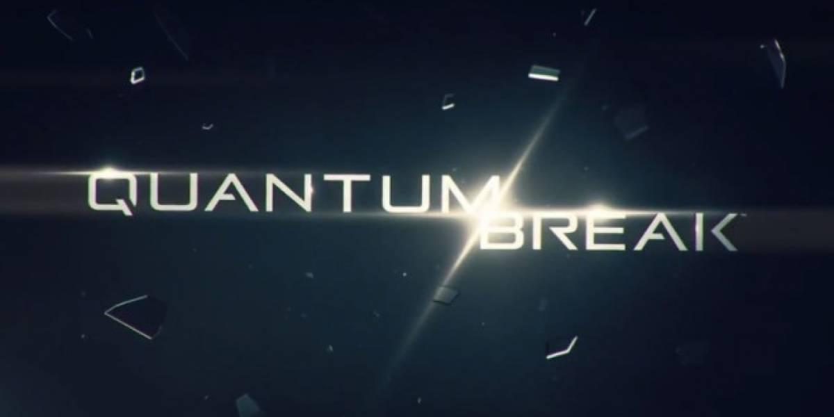 Quantum Break mostrará su jugabilidad por primera vez en los VGX