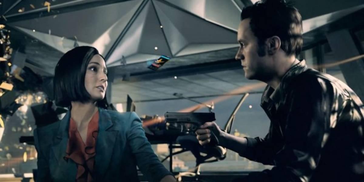 Sam Lake explica la interacción entre Quantum Break y la serie de televisión #E3
