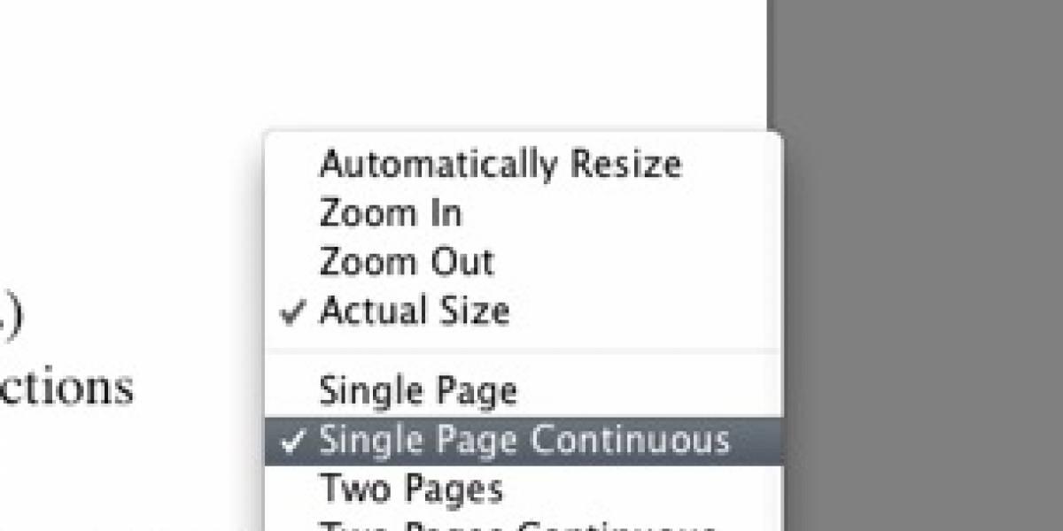 QuartzPDF, para ver tus PDF directo en Firefox en OS X