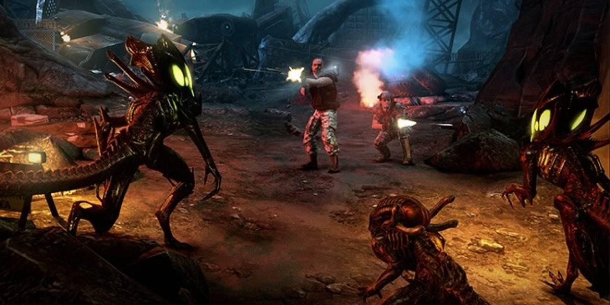 Mira las polémicas diferencias entre la demostración de Aliens Colonial Marines y el juego completo