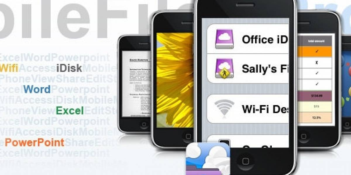 QuickOffice: Edita documentos de office en tu iPhone