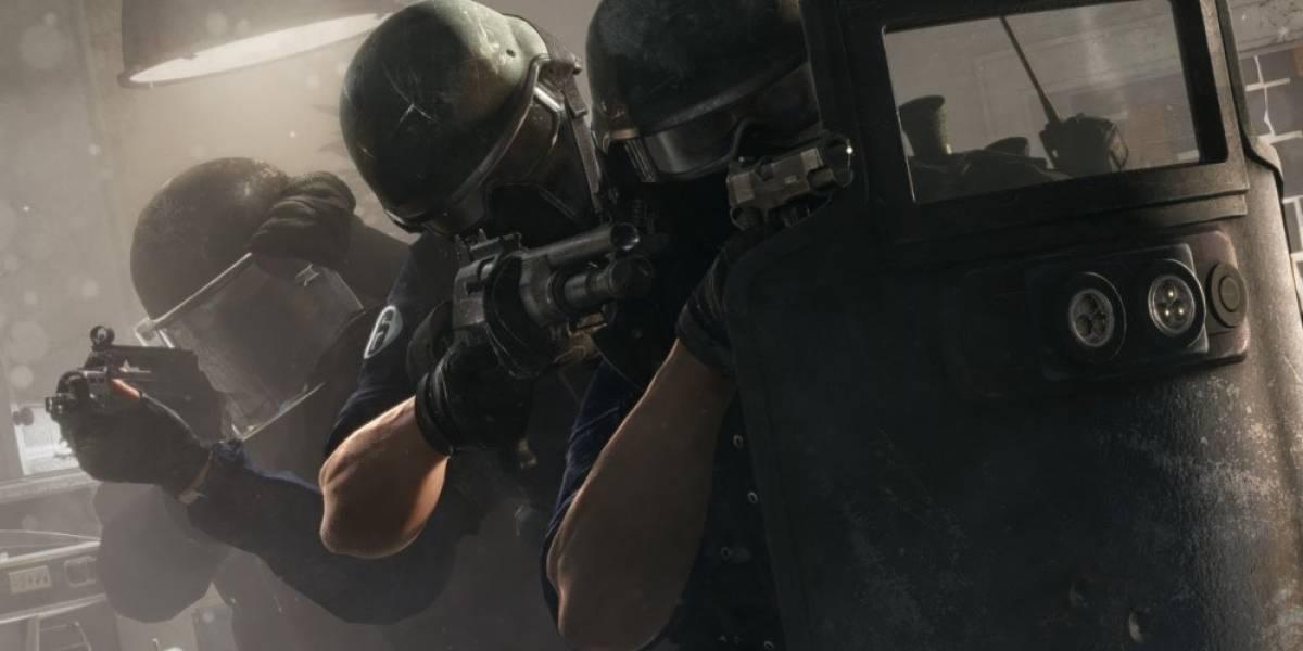Video con 24 minutos de jugabilidad de Rainbow Six Siege