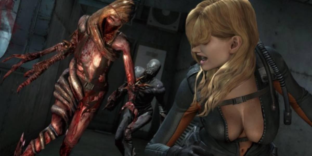 Vean a Rachel en acción en nuevo tráiler de Resident Evil: Revelations HD