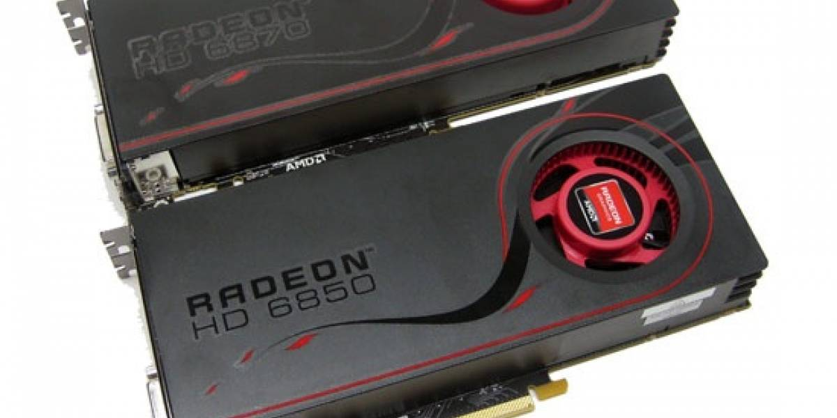 AMD Radeon HD 6850 y 6870: Primeros reviews inundan la web
