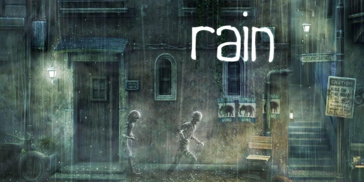 Rain recibe tráiler de lanzamiento