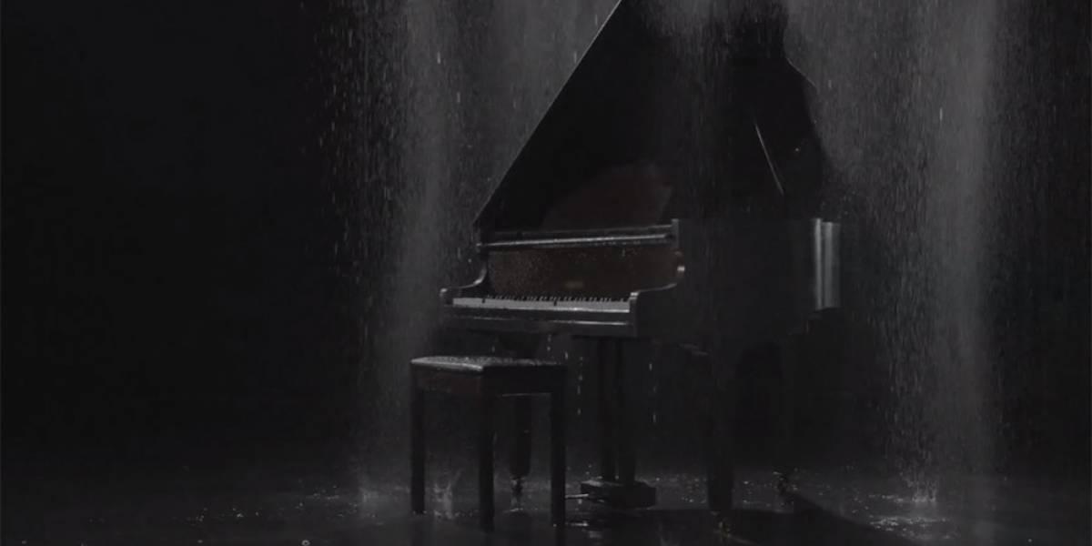 Sony publica video conceptual de Rain
