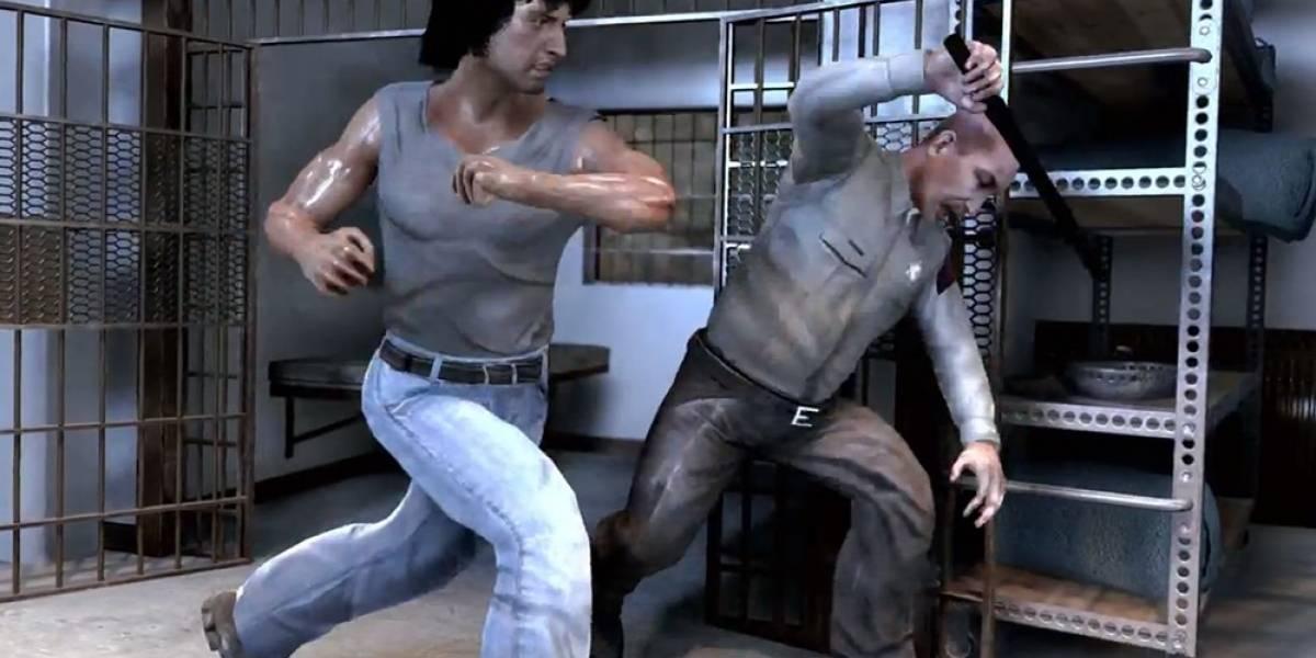 Acción ochentera en el nuevo tráiler de Rambo: The Video Game