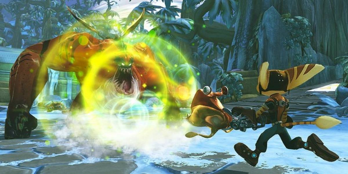 Retrasan el lanzamiento de Ratchet and Clank: Full Frontal Assault para PS Vita