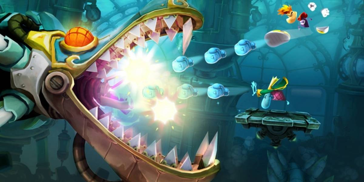 Universo de color en video de Rayman Legends para Xbox One y PS4
